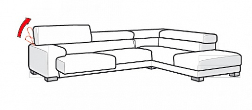 Sofa Series – Long Bracket
